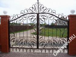 Ворота, заборы, ограждения, художественная ковка
